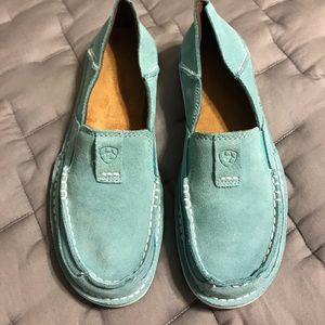 ARIAT English Cruiser Slip-On Loafers